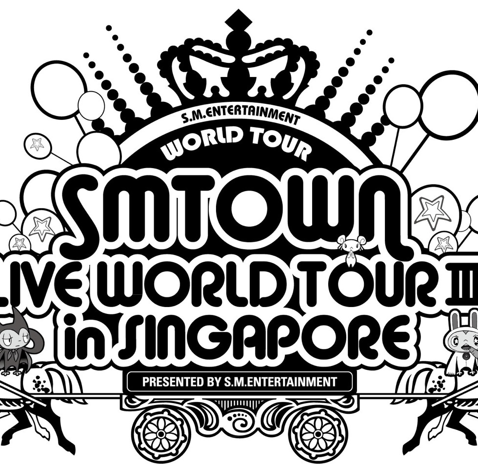 Colouring book for adults singapore -  Press Release Samsung Presents Smtown Live World Tour Iii In Singapore On 23 Nov