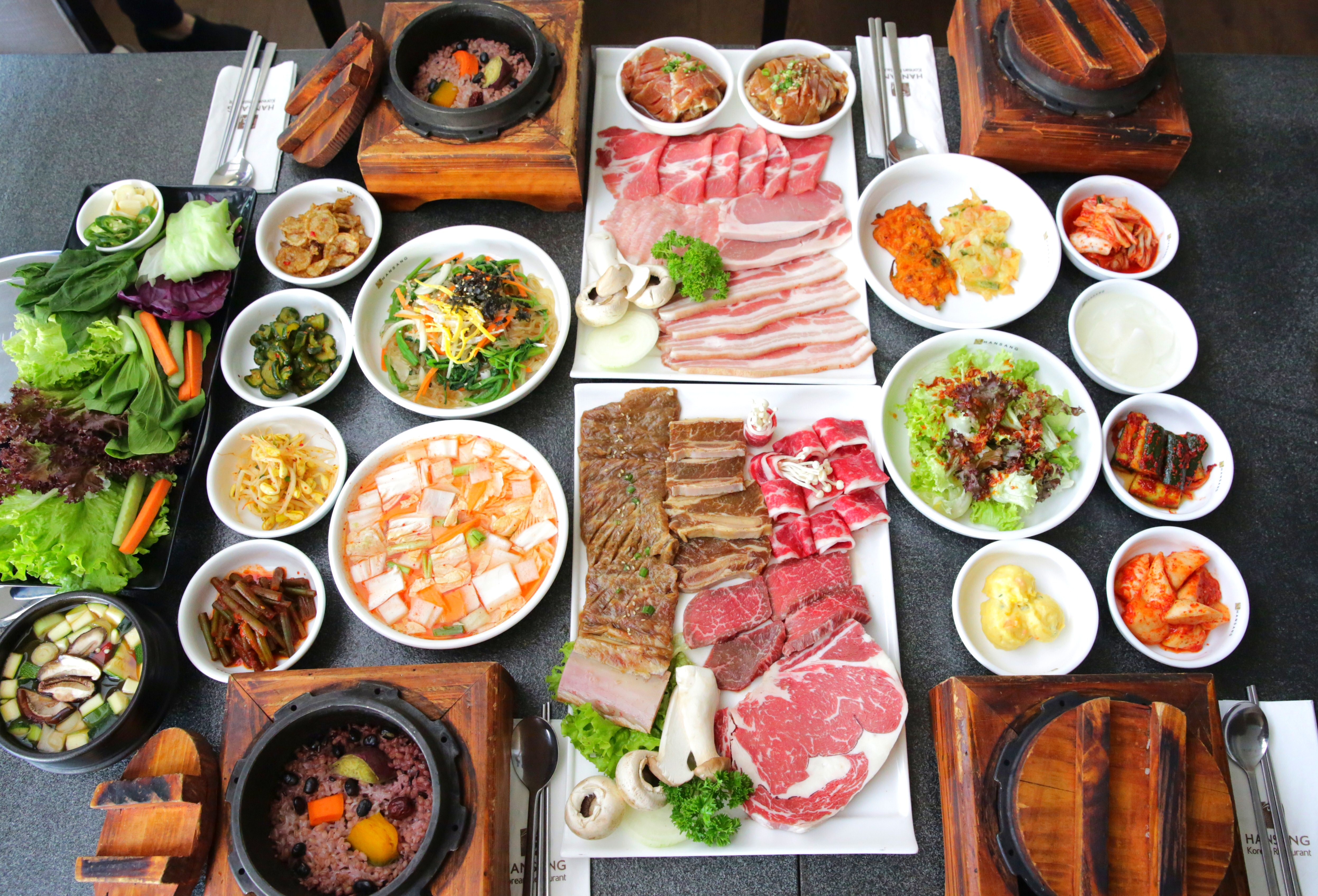 Food mid autumn special new menu for chuseok at for Cuisine korean